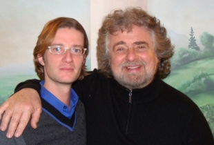 Beppe Grillo (M5S Founder)