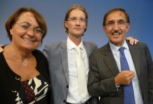 Carmela Rozza (PD) & Ignazio La Russa (AN)